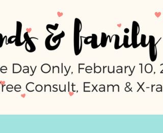 Friends & Family Day- February 10, 2017