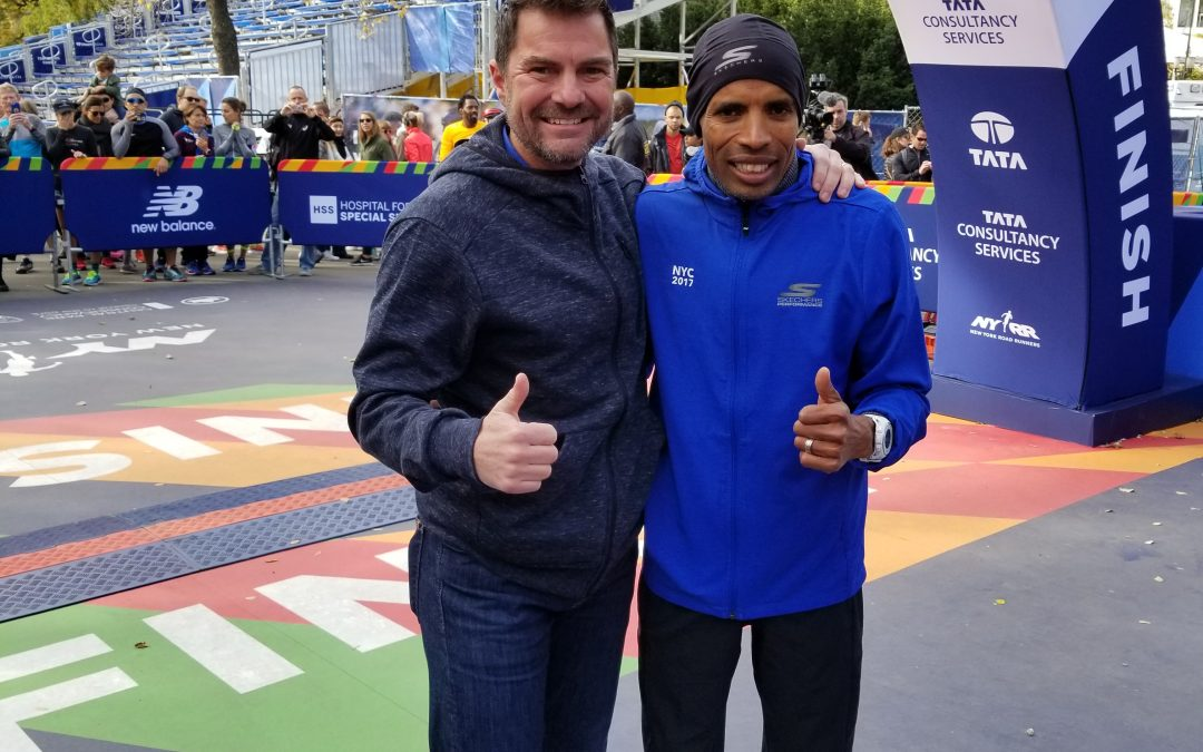 The Secrets of Meb Keflezighi