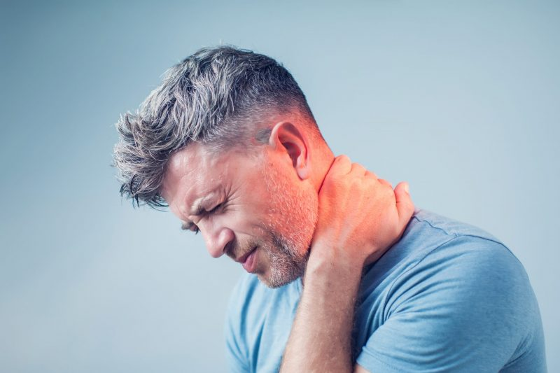 Neck and Shoulder Pain Intouch Chiropractic San Diego CA