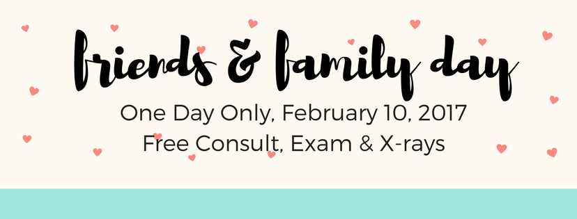 friends & family day february 10, 2017 intouch chiropractic